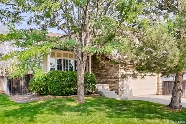 16475 Stone Ledge Drive, Parker, CO 80134 (MLS #5187831) :: Neuhaus Real Estate, Inc.