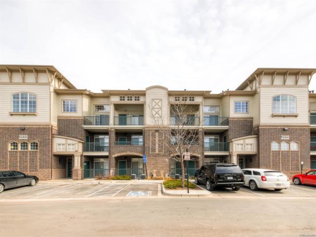 3890 S Dayton Street #307, Aurora, CO 80014 (MLS #5188076) :: 8z Real Estate