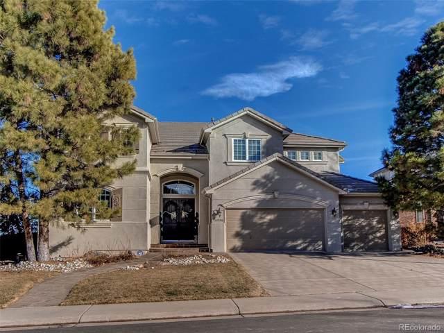10246 Charissglen Circle, Highlands Ranch, CO 80126 (#5188083) :: HergGroup Denver