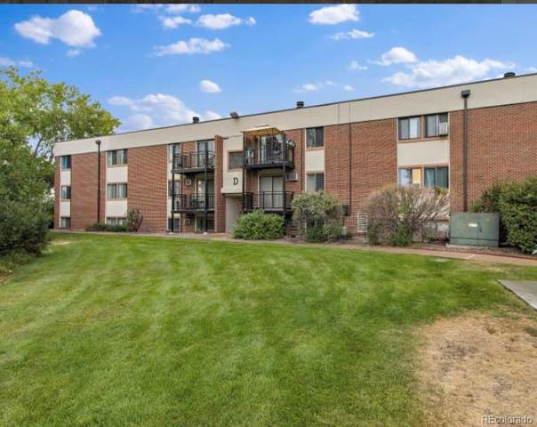 5995 W Hampden Avenue #3, Denver, CO 80227 (MLS #5188160) :: Find Colorado