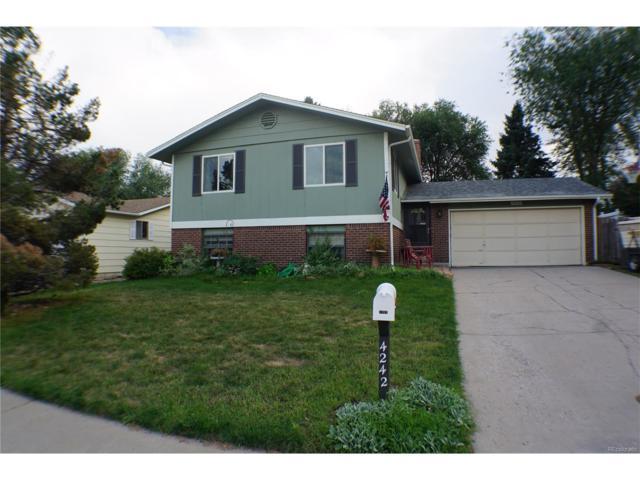 4242 E Peakview Circle, Centennial, CO 80121 (#5188251) :: The Griffith Home Team