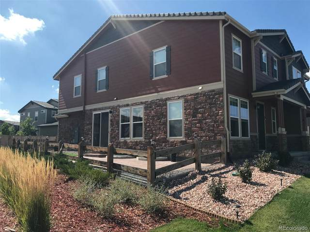 10001 Hough Point, Parker, CO 80134 (#5188285) :: The Harling Team @ Homesmart Realty Group