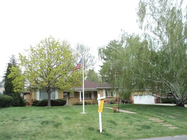50 S Bellaire Street, Denver, CO 80246 (#5188495) :: Real Estate Professionals