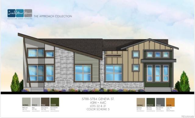 5784 N Geneva Street, Denver, CO 80238 (MLS #5188677) :: 8z Real Estate