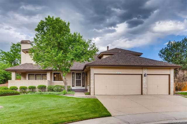 8978 Green Meadows Lane, Highlands Ranch, CO 80126 (#5188815) :: The Gilbert Group