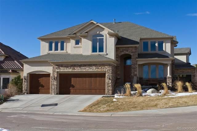 1276 Buffalo Ridge Road, Castle Pines, CO 80108 (#5189131) :: Colorado Home Finder Realty