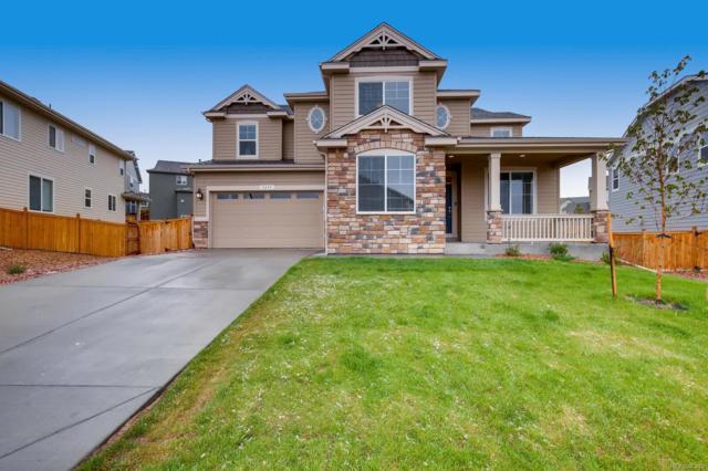 1435 Mcmurdo Trail, Castle Rock, CO 80108 (#5189563) :: Harling Real Estate