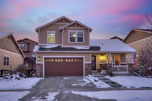 6638 Cottonwood Tree Drive, Colorado Springs, CO 80927 (MLS #5190618) :: Kittle Real Estate