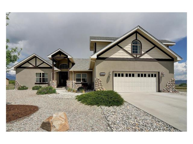 2100 E Ouray Avenue, Poncha Springs, CO 81242 (MLS #5190799) :: 8z Real Estate