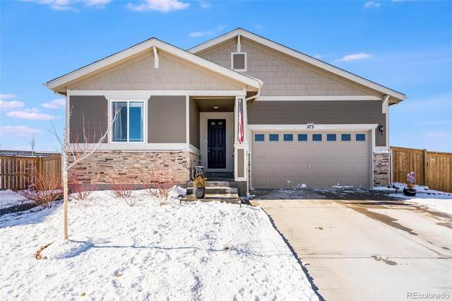 273 S Kewaunee Way, Aurora, CO 80018 (#5191073) :: iHomes Colorado