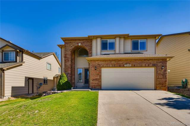 1248 Mount Estes Drive, Colorado Springs, CO 80921 (#5191102) :: The Harling Team @ Homesmart Realty Group
