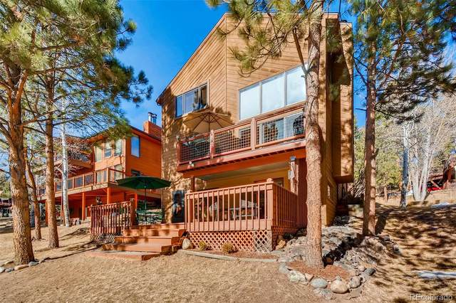 4122 Timbervale Drive, Evergreen, CO 80439 (#5191243) :: iHomes Colorado