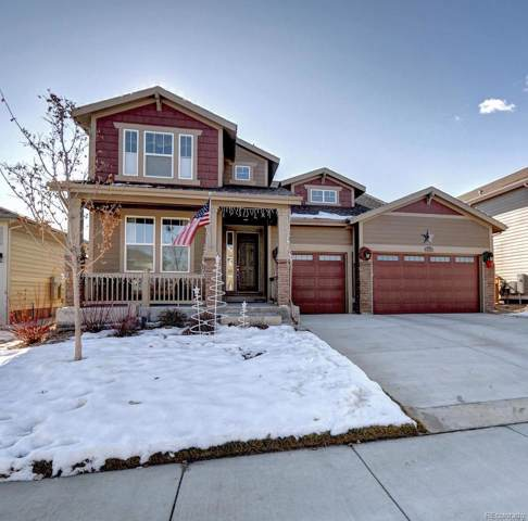 16624 Concolor Place, Parker, CO 80134 (#5191397) :: Harling Real Estate