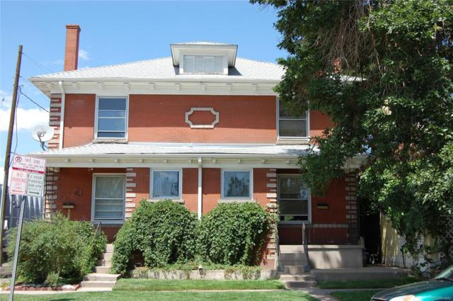 21 E 3rd Avenue, Denver, CO 80203 (MLS #5191586) :: 8z Real Estate
