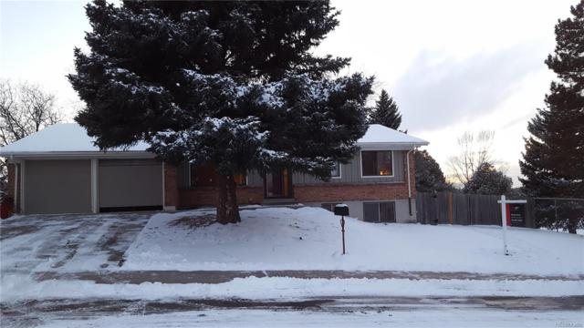 4025 S Vincennes Court, Denver, CO 80237 (#5191828) :: Hometrackr Denver
