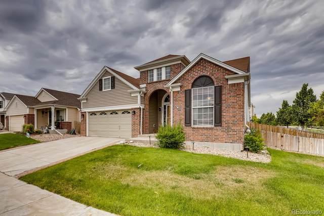 9997 Idalia Street, Commerce City, CO 80022 (MLS #5191837) :: 8z Real Estate