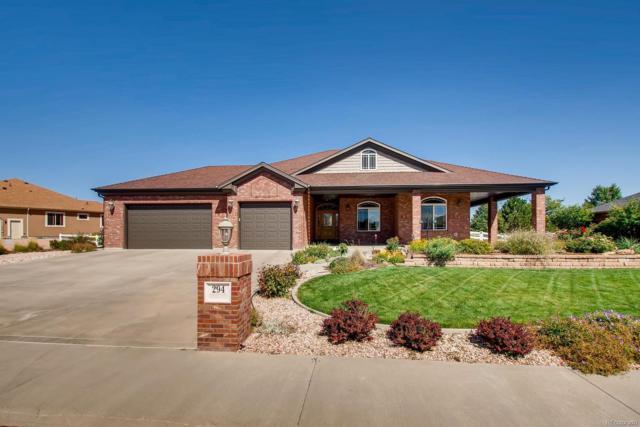 294 Corvette Circle, Fort Lupton, CO 80621 (MLS #5192321) :: 8z Real Estate