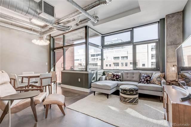 2100 16th Street #500, Denver, CO 80202 (#5192924) :: Wisdom Real Estate