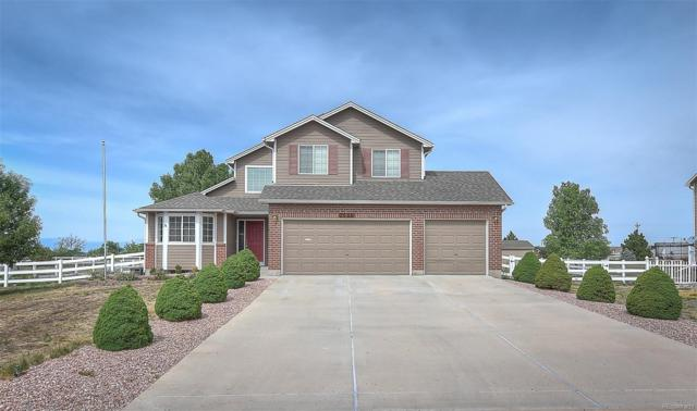 7696 Bullet Road, Peyton, CO 80831 (#5193142) :: Structure CO Group
