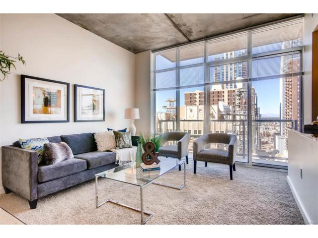 891 14th Street #2305, Denver, CO 80202 (MLS #5193256) :: 8z Real Estate