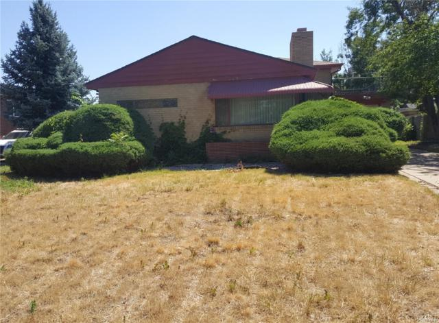 3330 Ash Street, Denver, CO 80207 (#5193365) :: The City and Mountains Group