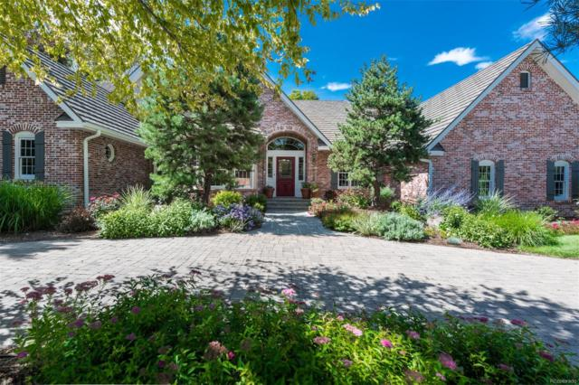 5823 S Highline Circle, Greenwood Village, CO 80121 (#5193460) :: The Galo Garrido Group