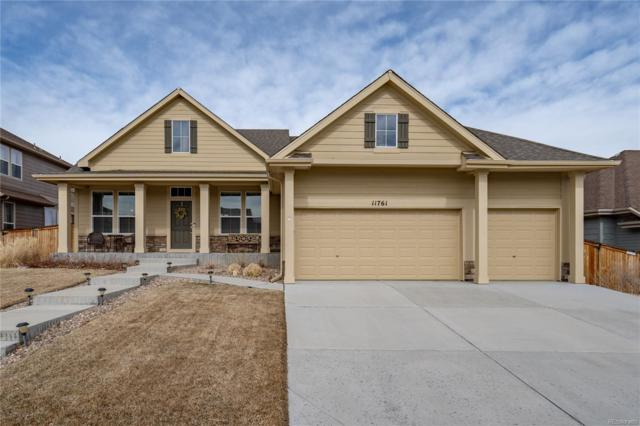 11761 S Breeze Grass Way, Parker, CO 80134 (MLS #5193462) :: 8z Real Estate