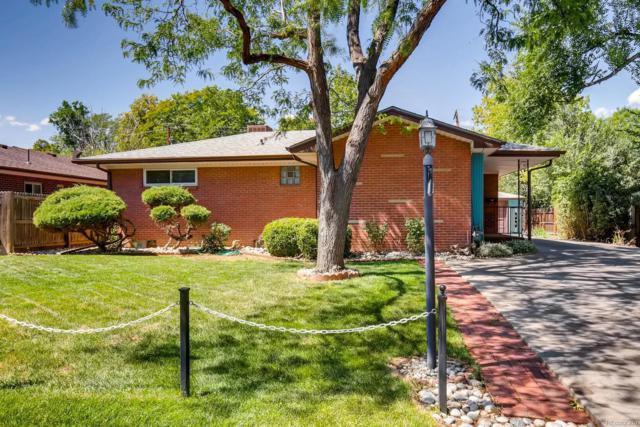 1247 Reed Street, Lakewood, CO 80214 (#5193465) :: The Peak Properties Group