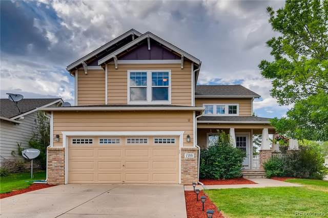 1389 Swallow Street, Loveland, CO 80537 (#5193501) :: Re/Max Structure