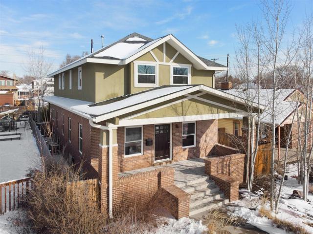 3310 N Vine Street, Denver, CO 80205 (#5193816) :: Bring Home Denver