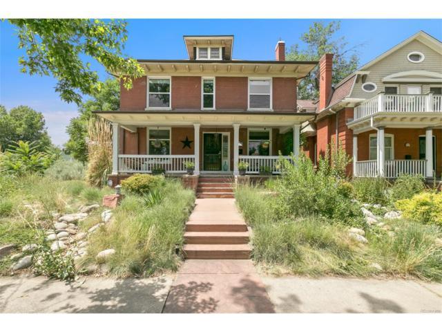 2201 N Vine Street, Denver, CO 80205 (MLS #5193821) :: 8z Real Estate