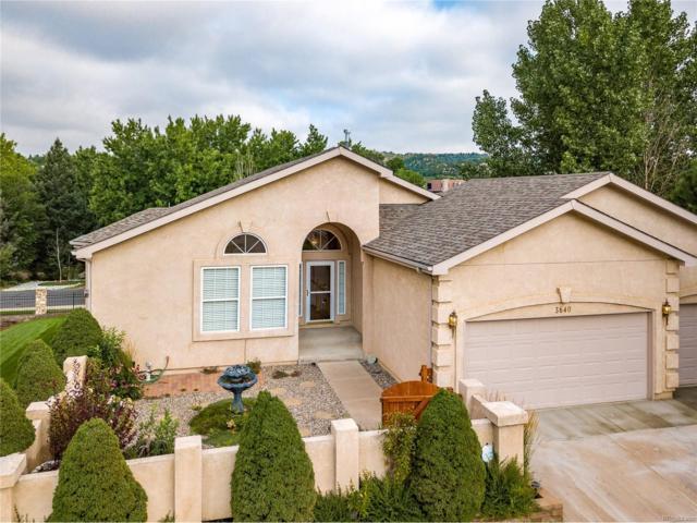 3640 Masters Drive, Colorado Springs, CO 80907 (MLS #5193851) :: 8z Real Estate