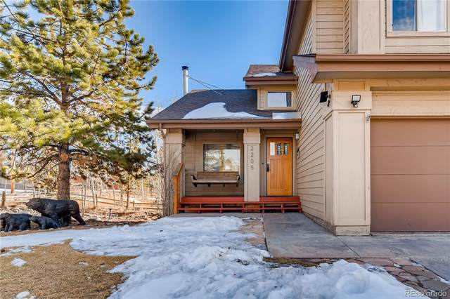 2205 Valley View Drive, Woodland Park, CO 80863 (MLS #5193985) :: 8z Real Estate