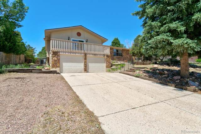 5521 Galena Place, Colorado Springs, CO 80918 (MLS #5194012) :: 8z Real Estate
