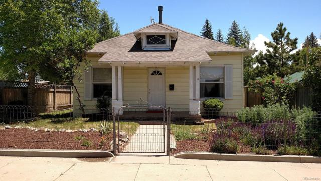 109 S 3rd Street, Westcliffe, CO 81252 (MLS #5194048) :: Kittle Real Estate