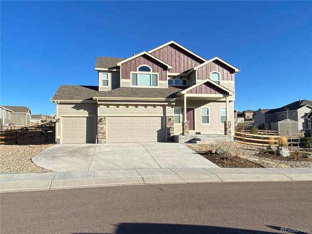 1264 Night Blue Circle, Monument, CO 80132 (#5194356) :: The DeGrood Team