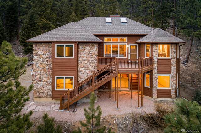 29805 Highway 72, Golden, CO 80403 (#5194381) :: The Dixon Group