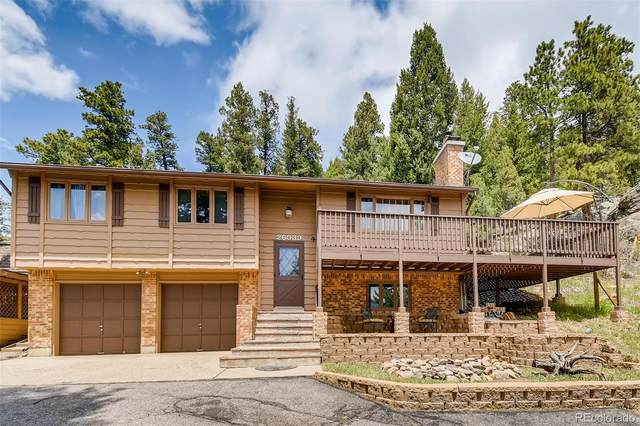 26039 Mcciver Circle, Conifer, CO 80433 (#5194417) :: The DeGrood Team