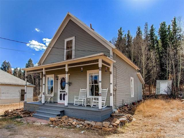68 Lower Russell Gulch Road, Central City, CO 80427 (#5194538) :: The DeGrood Team