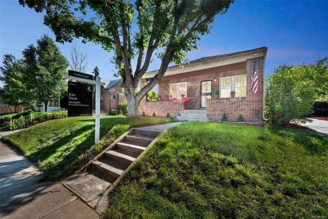 1446 Rosemary Street, Denver, CO 80220 (MLS #5194691) :: 8z Real Estate