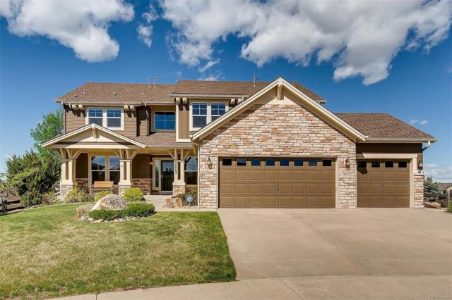 22882 Briar Leaf Avenue, Parker, CO 80138 (MLS #5195330) :: Bliss Realty Group