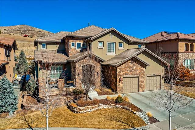 14841 W Warren Avenue, Lakewood, CO 80228 (#5195897) :: The Griffith Home Team