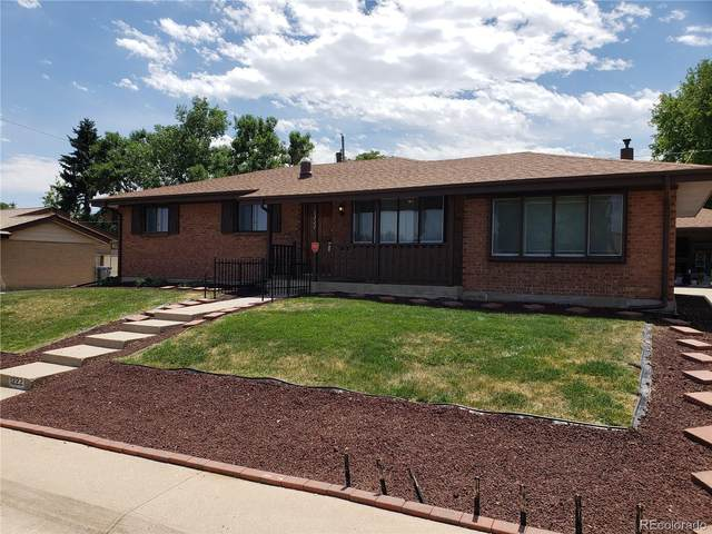 1222 W 103rd Avenue, Northglenn, CO 80260 (MLS #5196237) :: 8z Real Estate