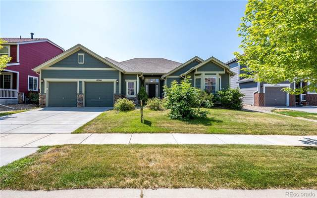 12966 E 106th Avenue, Commerce City, CO 80022 (MLS #5196297) :: Clare Day with Keller Williams Advantage Realty LLC