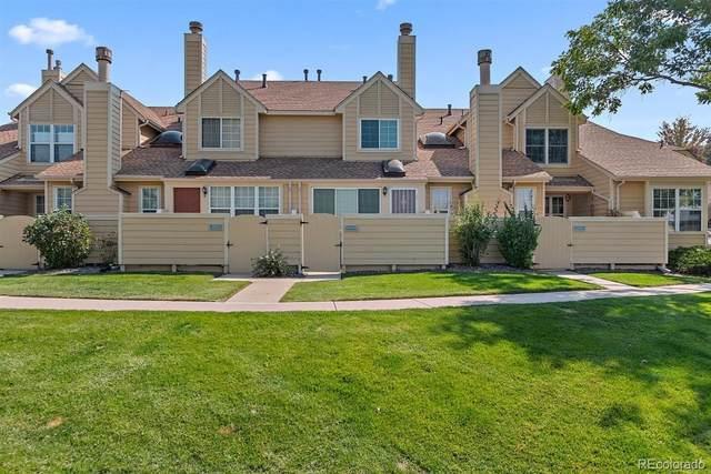7373 E Iowa Avenue #1094, Denver, CO 80231 (#5196391) :: The Scott Futa Home Team