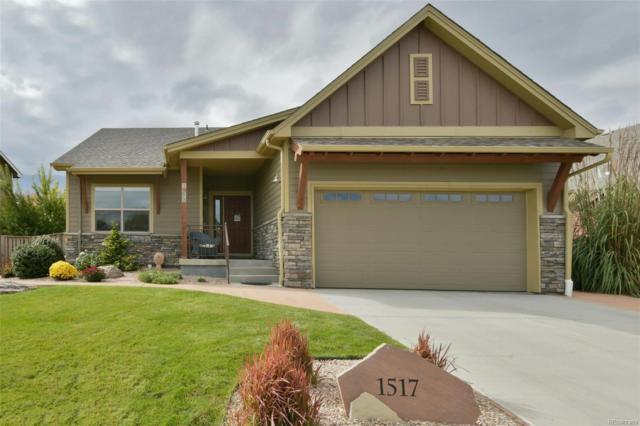 1517 Grant Drive, Longmont, CO 80501 (MLS #5196428) :: 8z Real Estate