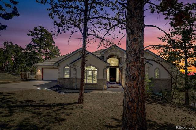 20704 Sky Meadow Lane, Golden, CO 80401 (#5196779) :: James Crocker Team