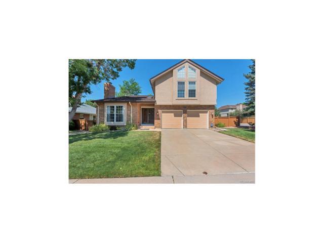 5609 S Ouray Street, Centennial, CO 80015 (MLS #5196781) :: 8z Real Estate