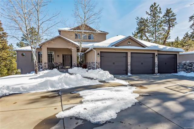 7906 Inca Road, Larkspur, CO 80118 (#5197154) :: The Peak Properties Group