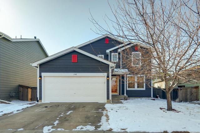1148 Cardinal Avenue, Brighton, CO 80601 (#5197610) :: The City and Mountains Group